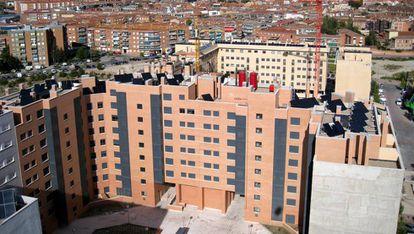 En Madrid el aumento de los precios de la vivienda ha impulsado el esfuerzo financiero hasta el 26,9%.
