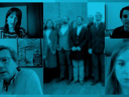 Cuatro politólogos analizan el papel de PP y VOX en la manifestación de la plaza de Colón del próximo domingo.