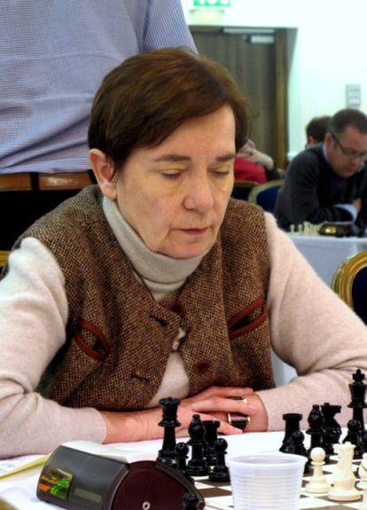 La doctora y ajedrecista Jana Bellin