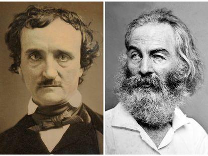 Poe y Whitman en los suburbios