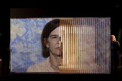 La obra 'Melancolía y manifestaciones', de la argentina Lola Arias.