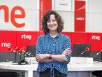 Mamen del Cerro, nueva directora de Informativos de Radio Nacional de España .