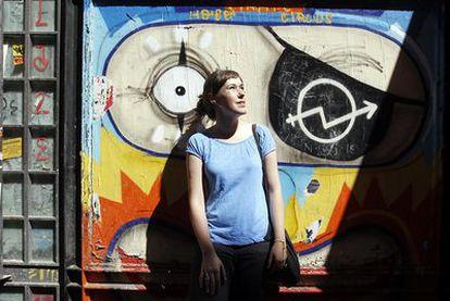 Ana Pastor, madrileña de 29, es arqueóloga y restauradora.