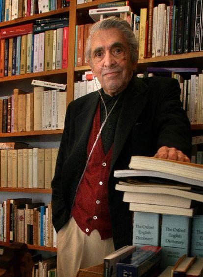 Alejandro Rossi, en 2007.