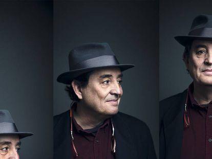 El poeta Luis García Montero.