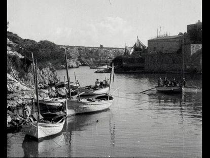 Fotograma de 'Mallorca', de María Forteza.
