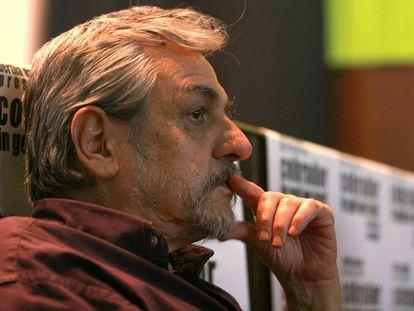 El cineasta mexicano Paul Leduc, fallecido el miércoles en Ciudad de México.