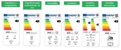 Nuevas etiquetas que entran en vigor el 1 de marzo.