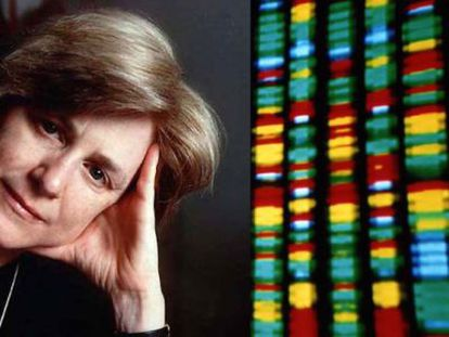 La genetista Mary-Claire King.
