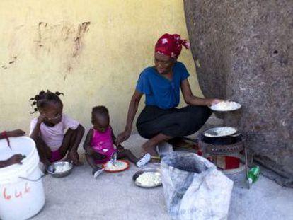 Con una crisis alimentaria que afecta a 3,6 millones de personas, el país requiere asistencia inmediata y ayuda para resistir a los desastres