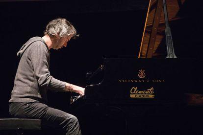 El pianista y escritor James Rhodes.