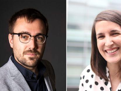 Daniel Ventura y Laura Riestra, nombrados director y subdirectora de El HuffPost.