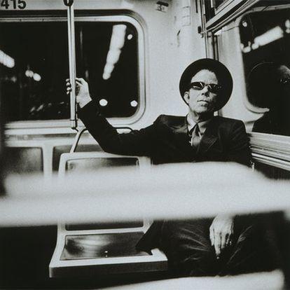 El cantante, compositor y actor Tom Waits, fotografiado por Anton Corbijn.
