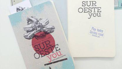 'Suroeste You', de José María Martín, uno de los libros de la colección literaria de Bandaàparte Editores.