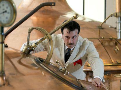 El malagueño Carlos Álvarez encabeza el montaje de 'Don Giovanni'.