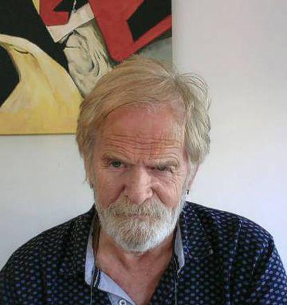 El dibujante Carlos Ezquerra, en una imagen de archivo.