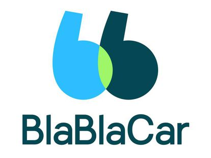 Nuevo logo de BlaBlaCar.