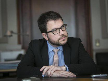 Pere Aragonès, en una imagen de archivo.