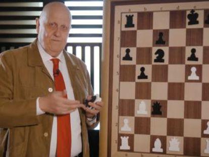 Kaspárov sorprende a Anand en la partida clave del Mundial con una sibilina preparación casera