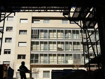 Construcción de viviendas en Madrid