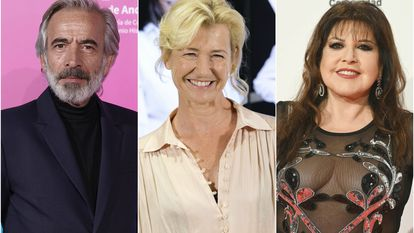 Imanol Arias, Ana Duato y Loles León.
