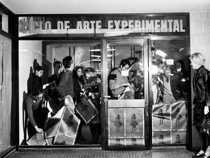 Obra de Graciela Carnevale.