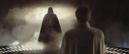 Darth Vader, en 'Rogue One'.