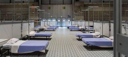 Hospital de Ifema el 20 de abril