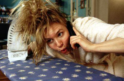 Renée Zellweger en una escena de 'El diario de Bridget Jones'.