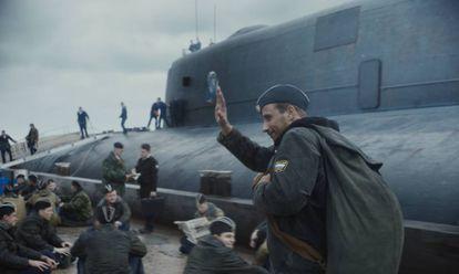 Matthias Schoenaerts, en el filme.