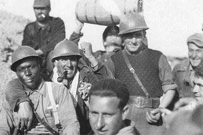 Oliver Law fue el primer comandante negro en el ejército de Estados Unidos. Murió en Brunete en 1937.