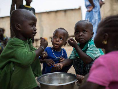 Más de 13 millones de personas necesitan asistencia urgente: alimentos, agua, refugio, acceso a salud o a educación