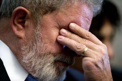 El expresidente Lula da Silva, en 2011.