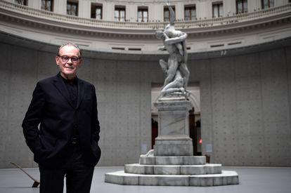 Jean-Jacques Aillagon, director general de la Colección Pinault.