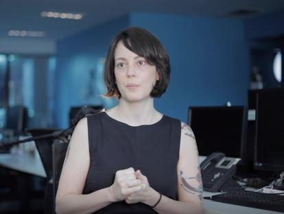 Marina Rossi, periodista de EL PAÍS Brasil.