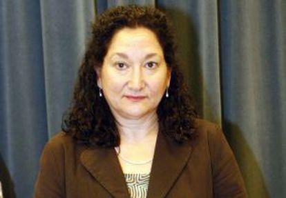 La exconcejal Joana Martínez.