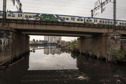 El Riachuelo de Buenos Aires, uno de los diez sitios más contaminados en el mundo.