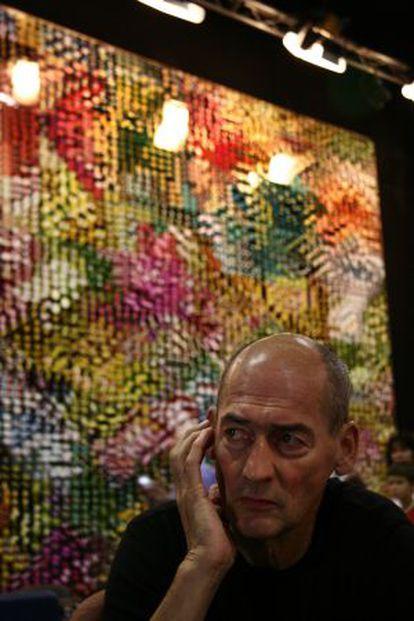 El arquitecto holandés Rem Koolhaas.
