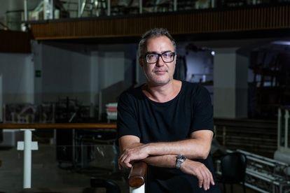 Cakus Ferrer, director de Pachá Ibiza, el pasado jueves en la discoteca.