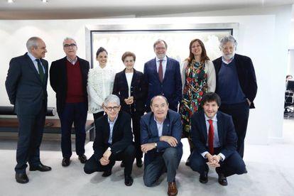 Jurado de los Premios Ortega y Gasset.