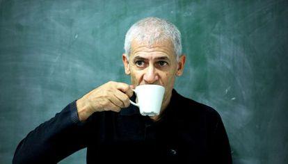 El escritor José Ovejero, el pasado lunes en Madrid.