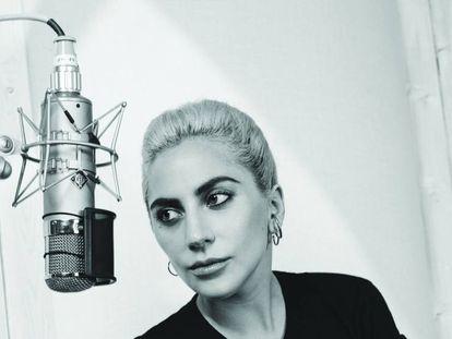 La cantante Lady Gaga, en una foto de promoción de su nuevo disco, 'Joanne'.