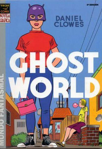 Portada de 'Ghost World' en una edición de Víbora Cómix