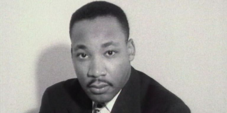 Fotograma del documental 'MLK FBI', de Sam Pollard.