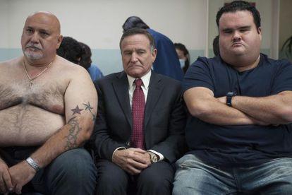 Robin Williams, en 'El hombre más enfadado de Brooklyn'.