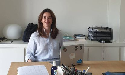 Alicia Richart, directora general de DigitalES.