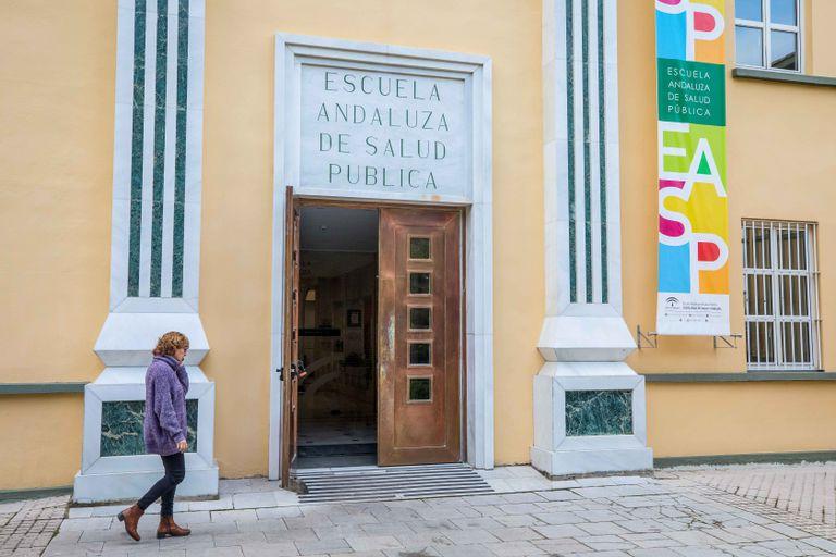 Sede de la Escuela Andaluza de Salud Publica, en Granada.