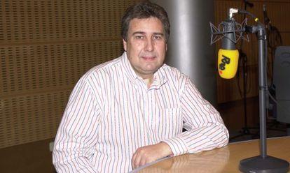 Antonio Fernández Arias, periodista radiofónico.