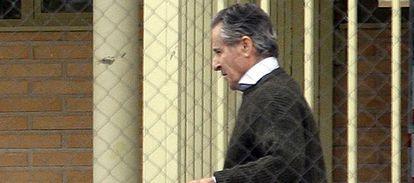 Miguel Blesa sale de la cárcel tras pagar la fianza.