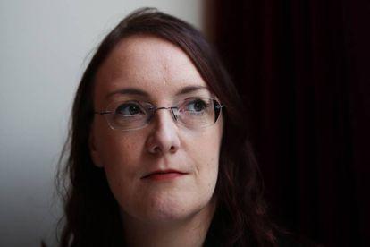 Lisa McInerney, durante la entrevista en Madrid.